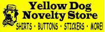 Yellow Dog Democrat Novelties